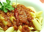 Penne all'arrabbiata